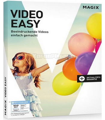 MAGIX Video Easy 6.0.2.130 Free Download