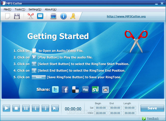 MP3 Cutter Full Version