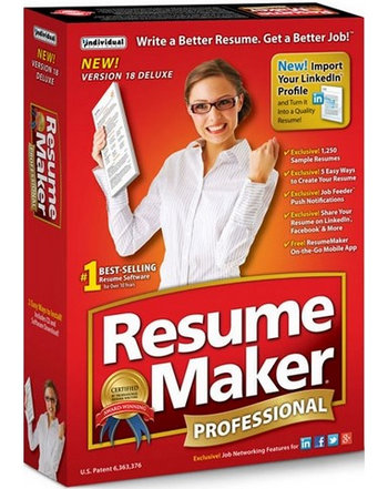 ResumeMaker Professional Deluxe 20.1.0.115 [Latest] - Karan PC