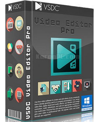 Download VSDC Video Editor Pro Full