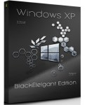 Windows XP BlackElegant Edition 2017