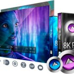 8K Player 3.5.1 + Portable Free Download