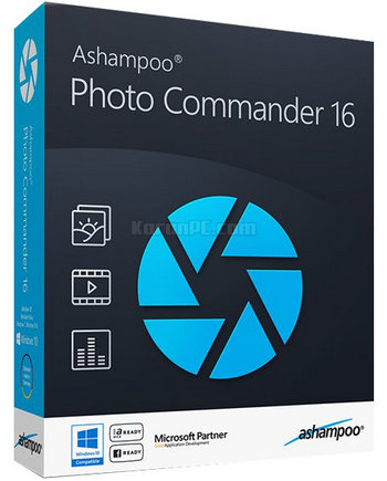 Portable Ashampoo Photo Commander 16