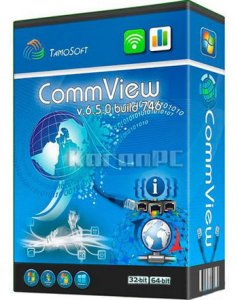 Download TamoSoft CommView Full