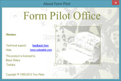 Download Form Pilot Office