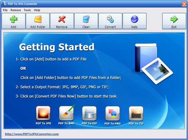 PDF To JPG Converter 3 - PDF To JPG Converter 3.0.1 Free Download