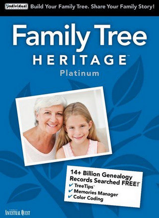 Family Tree Heritage Platinum Full Version