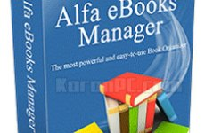 Alfa eBooks Manager Web 8.0.6.3 + Portable [Latest]
