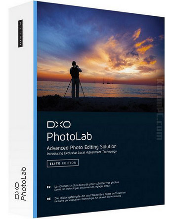 DxO PhotoLab 1.0.2 Build 2587 Elite + Portable [Latest]