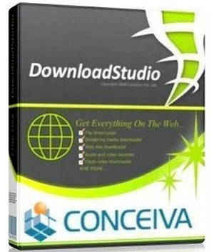 Conceiva DownloadStudio Full