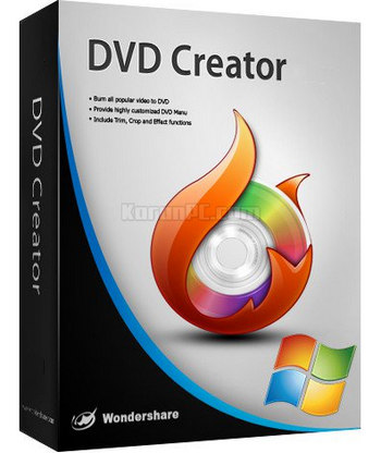Wondershare DVD Creator 5 Full Download