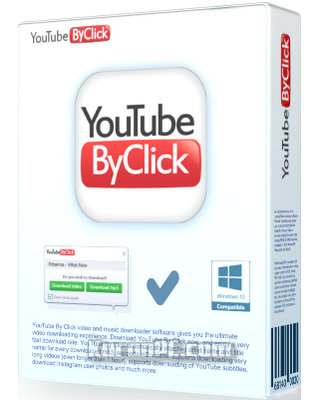 YouTube By Click 2.2.93 + Portable [Latest]