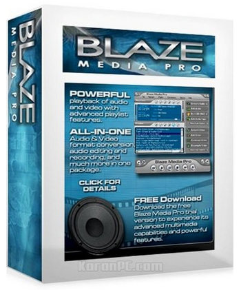 Blaze Media Pro 10 Full Version