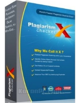 Plagiarism Checker X Full Version