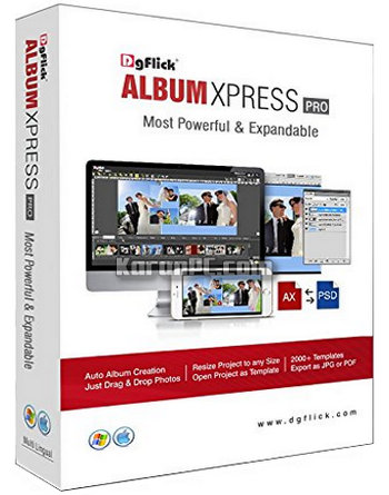 Album Xpress PRO Full Version