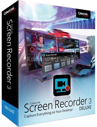 CyberLink Screen Recorder Deluxe Full Download
