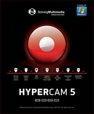 SolveigMM HyperCam 5 Business Free Download