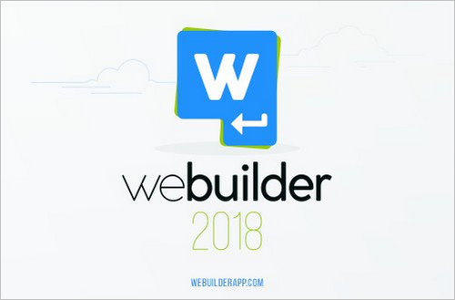 WeBuilder 2018 Download Full Version
