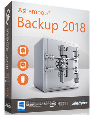 Ashampoo Backup 2018 Full Version