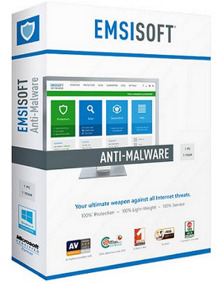 Emsisoft Anti-Malware 2018 Free Download