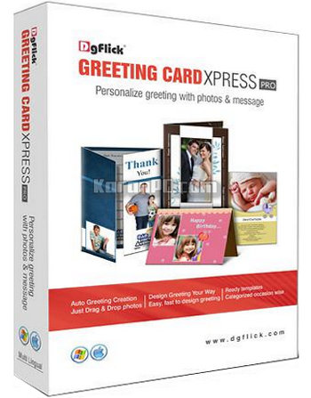 Greeting Card Xpress PRO Full Version