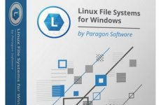 Paragon Linux File Systems for Windows 5.1.1015