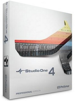 Studio One Professional 4 Full Download