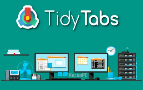 Download TidyTabs Full Version