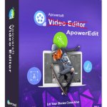 Apowersoft ApowerEdit Pro 1.2.6 + Portable