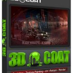 3D Coat 4.8.44 Free Download for PC