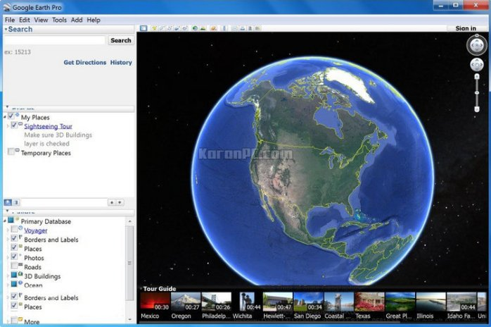 Google Earth Portable