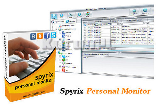 Spyrix Personal Monitor 11 Free Download