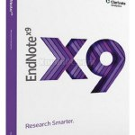 EndNote X9.3.3 Build 13966 Free Download