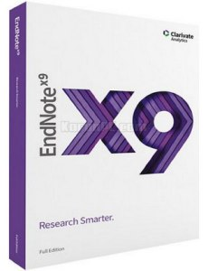 EndNote X9 Download Full