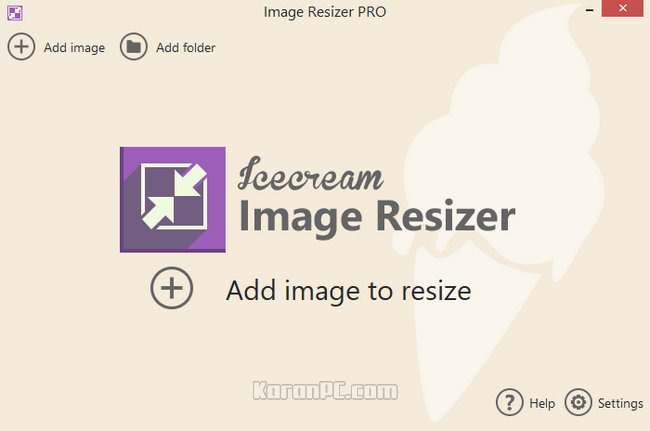 IceCream Image Resizer Pro Full