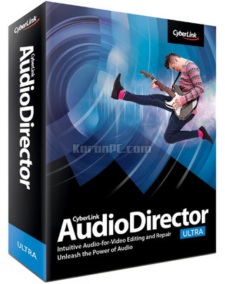 Download CyberLink AudioDirector 9 Ultra Free