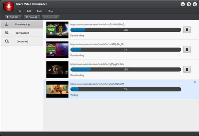 Tipard Video Downloader Full