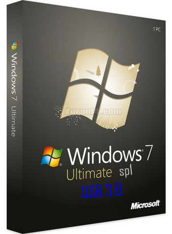 Windows 7 Ultimate Sp1 x86 x64 En-US September 2018 (USB3.0)