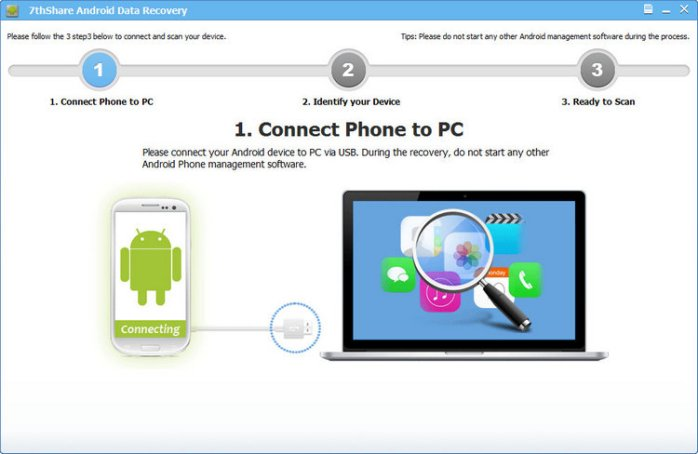 7thShare Android Data Recovery Full