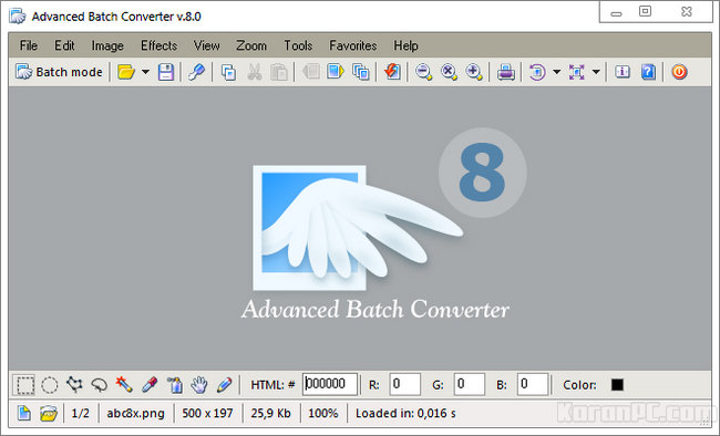 Advanced Batch Converter 8.0 Full Download