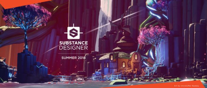 Allegorithmic Substance Designer 2018 Full Download