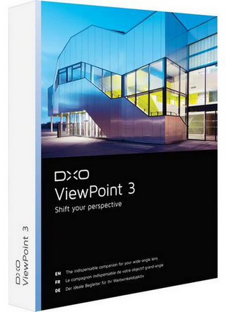 Download DxO ViewPoint Full