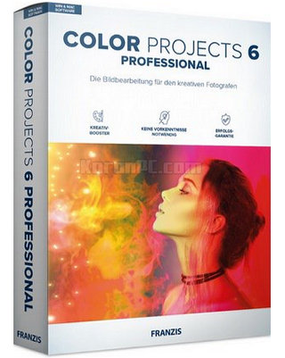 Franzis COLOR Projects 6 Professional Free Download