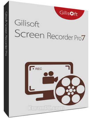 Download GiliSoft Screen Recorder Pro Full
