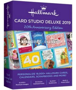Download Hallmark Card Studio 2019 Deluxe full