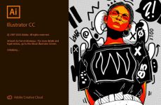 Adobe Illustrator CC 2019 Free Download v23.0.2.567