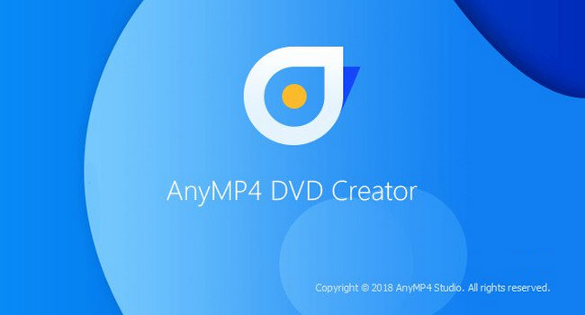 AnyMP4 DVD Creator Full