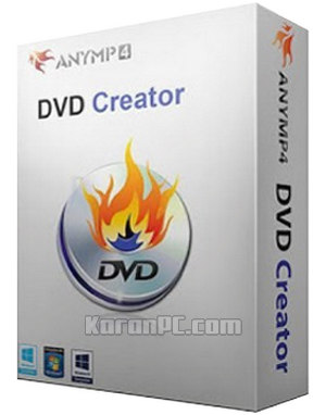 AnyMP4 DVD Creator Full Download