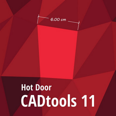 Hot Door CADtools 11 Download Full