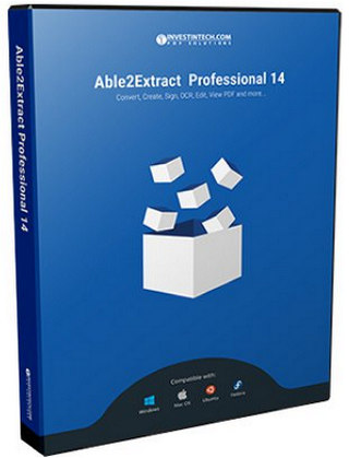 Able2Extract Professional 14 Full Download